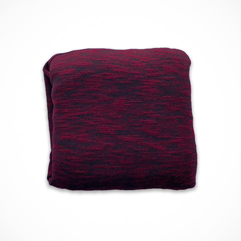 Wrap Away Scarf/Shawl in Black/Burgundy