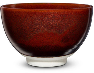 Ceremonial Matcha Bowl - Red Soul