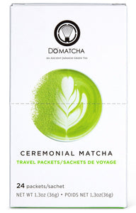 Travel Packets Ceremonial Matcha