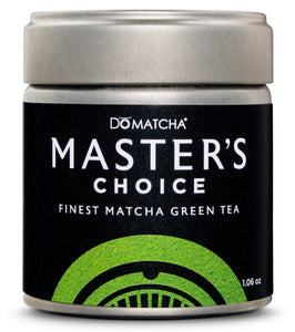 Master's Choice - Finest Matcha Green Tea