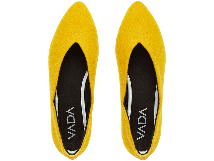 Two YELLOW - vadashoes