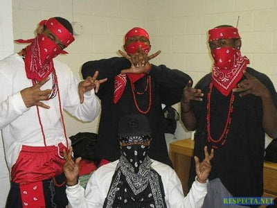 Comment attacher un bandana gangster ?