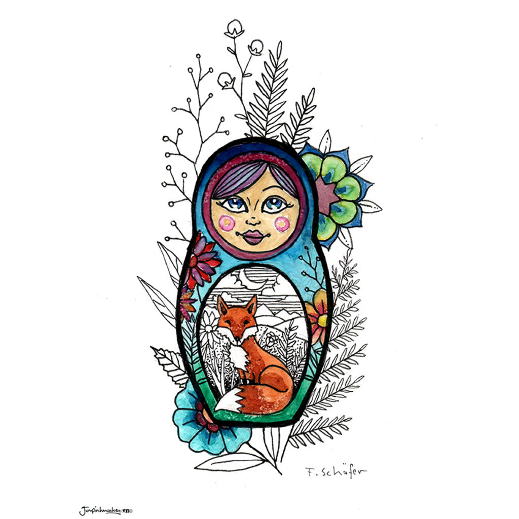 'Matryoshka' Original