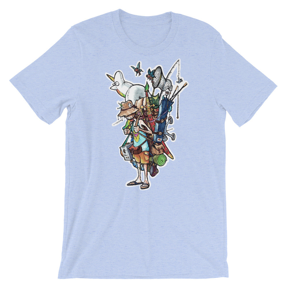 Festival Men Short-Sleeve Unisex T-Shirt