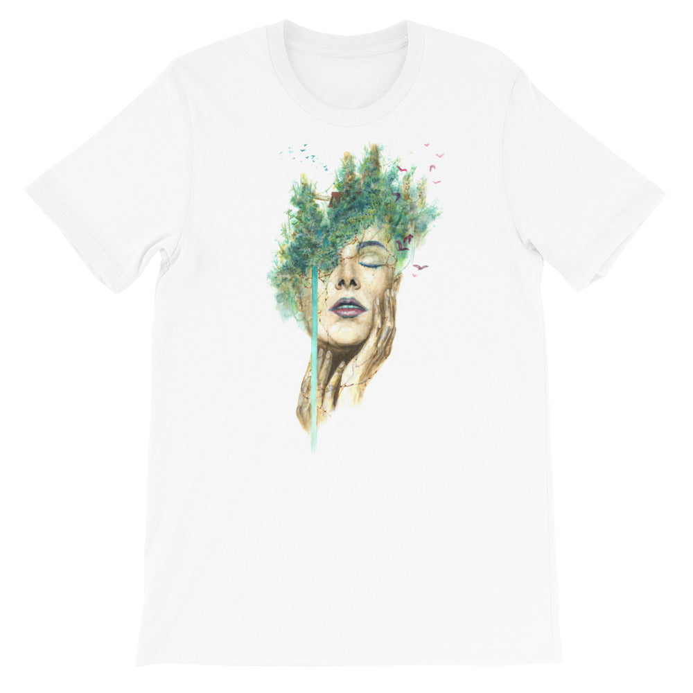 The Bird Nest. Short-Sleeve Unisex T-Shirt