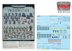 WARHAMMER 40000: Indominus Collectors Set (Made To Order) | Millennium Comics
