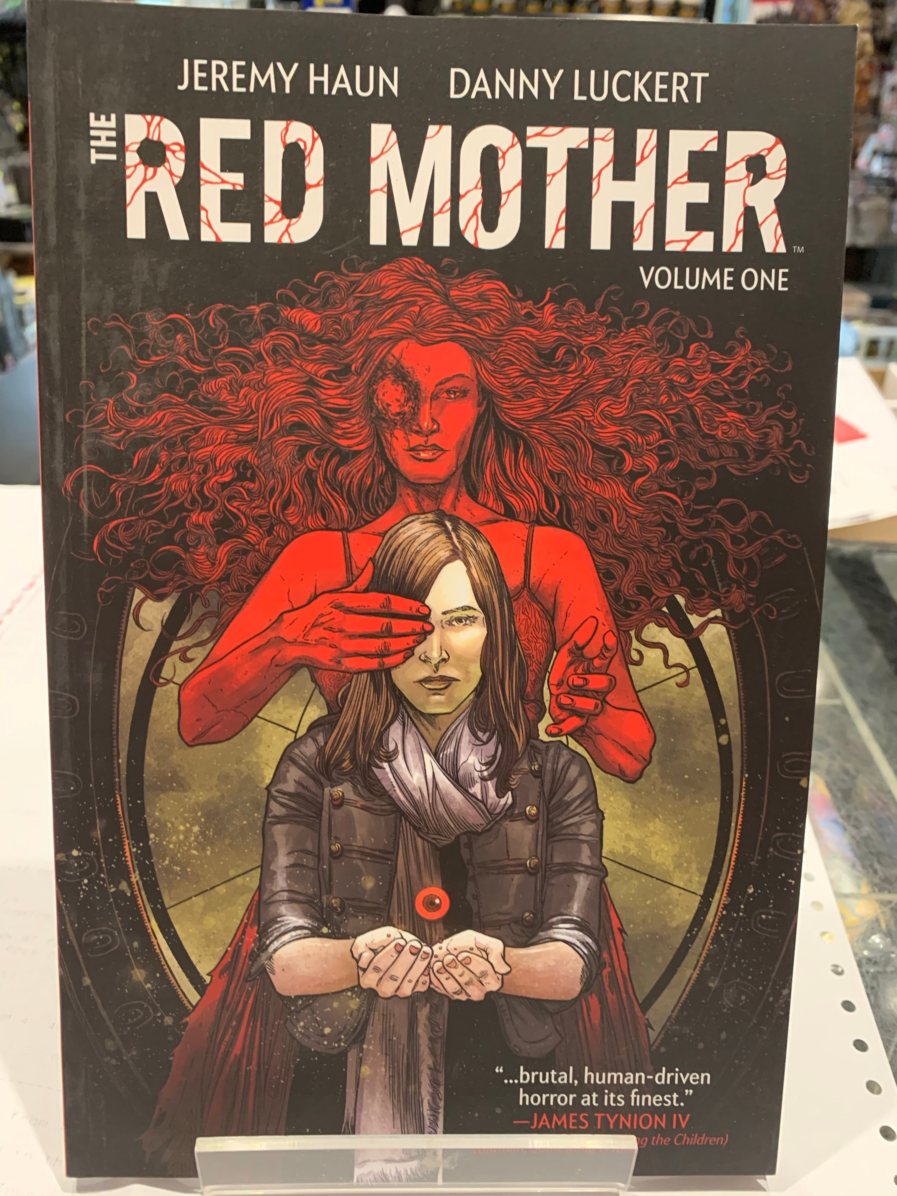 Boom Comics - The Red Mother Vol 1 | Millennium Comics