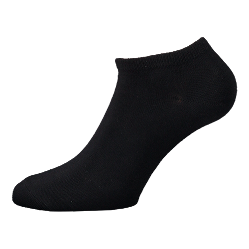 JAMES ANKEL SOCKS BLACK