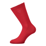 JIMMIES DOUBLE CYLINDER SOCK RED