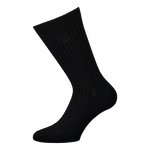 JIMMIES DOUBLE CYLINDER SOCK BLACK