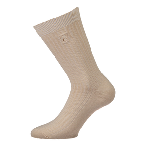 JIMMIES DOUBLE CYLINDER SOCK BEIGE
