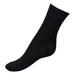 CARMELA CREW SOCKS BLACK