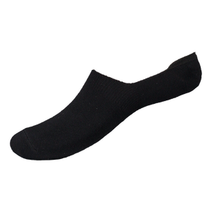 ADRIANA INVISIBLE SOCKS BLACK