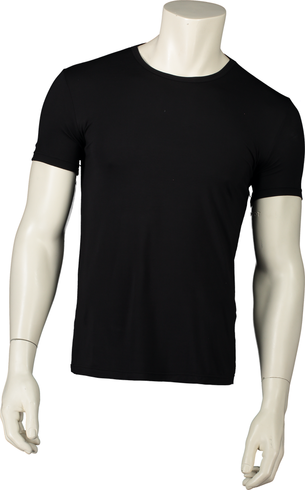 1 PAIR  CHRISTOPHER CREW NECK  BLACK