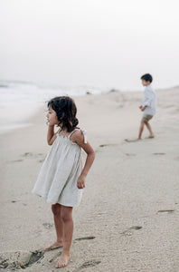 organic cotton and linen childrenswear from small independent brands