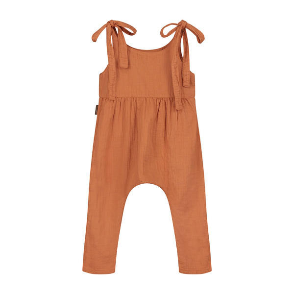 Daily Brat UK Organic cotton jumpsuit sustainable conscious lucy