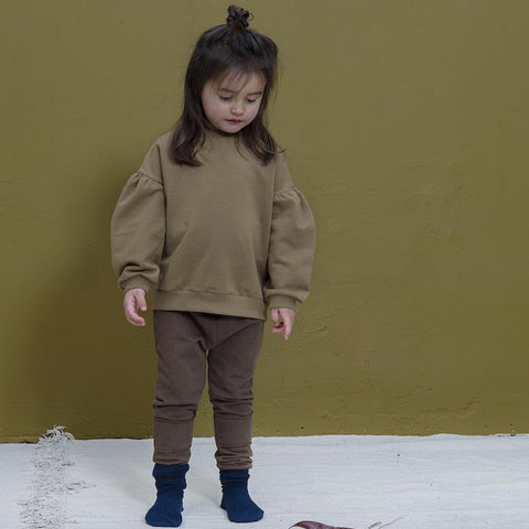 LUX SWEATER - OLIVE