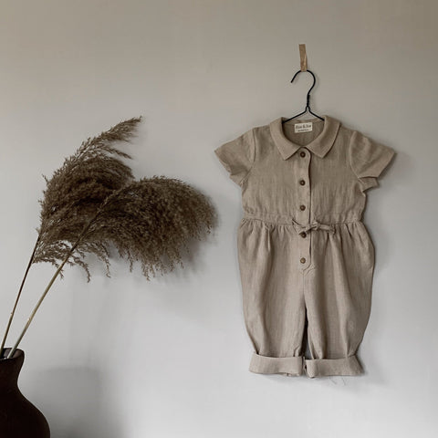 BOILER SUIT - NEUTRAL