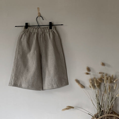 CULOTTES - NATURAL