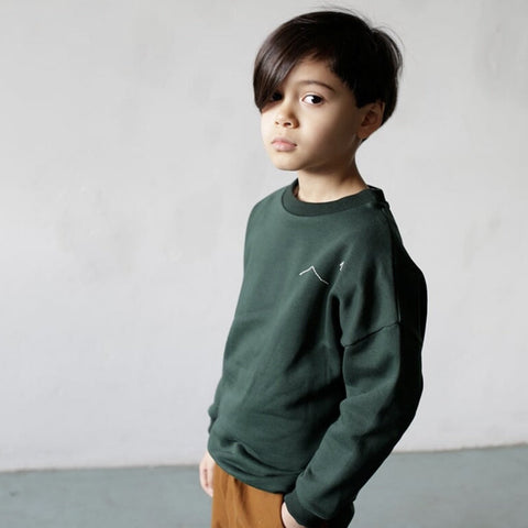 SEAWEED PULLOVER