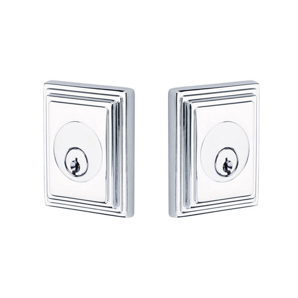 Double Cylinder Deadbolts