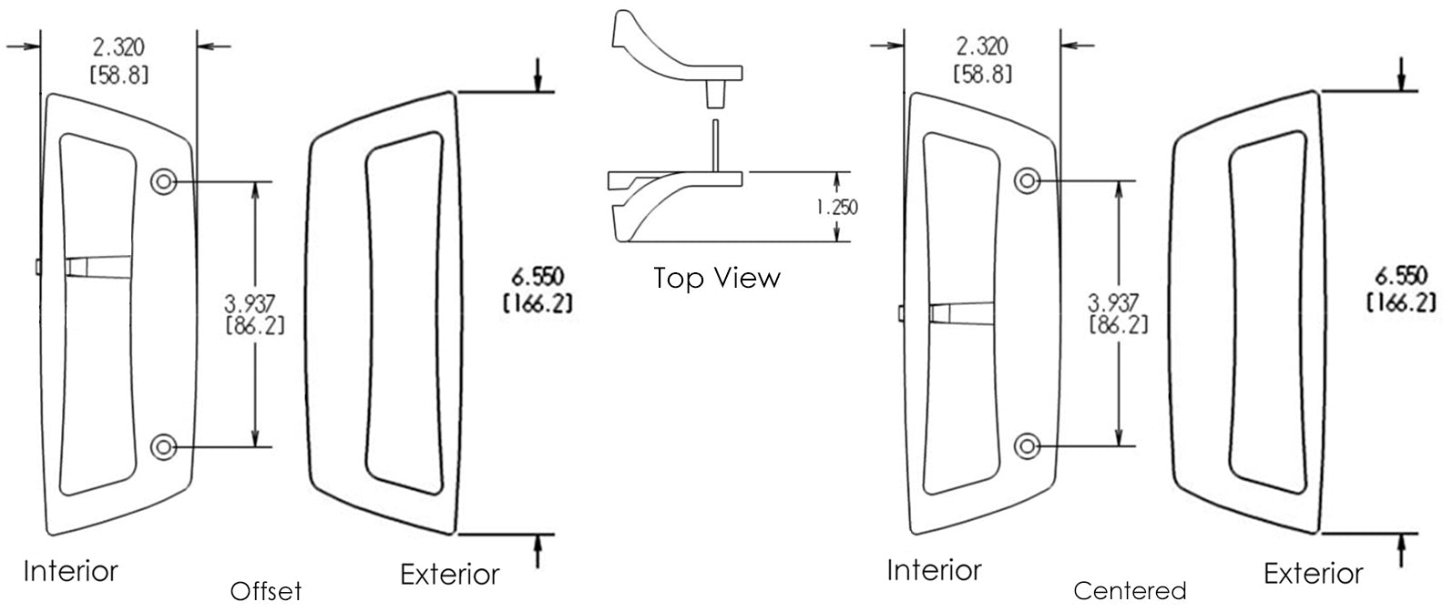 FPL Balcony Patio Dimensions