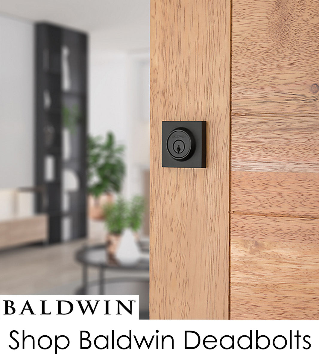 Baldwin Deadbolts Link