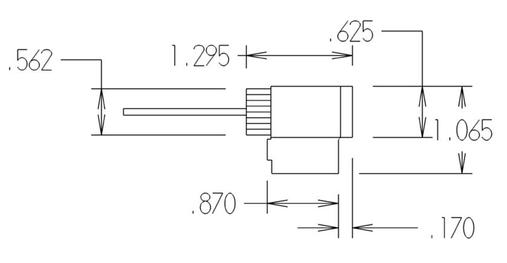 FPL 2070 American Cylinder Specs