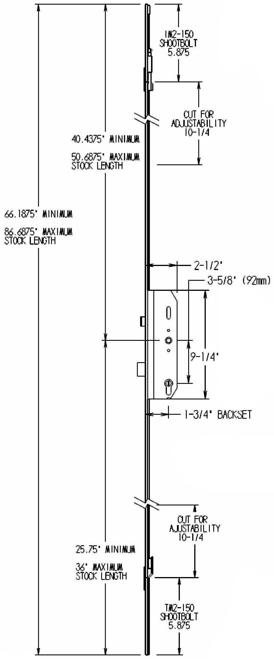 FPL 7003 Multipoint Specs