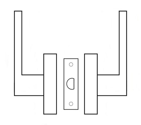 Passage Lever Set Graphic