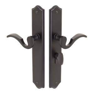 FPL Ambassador Sliding Door Lock - Patio<br>(California Classics Replacement)