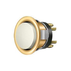 Deltana BBC20-REPL Replacement Door Bell Button
