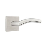 Emtek Stainless Steel Dresden Lever Set - Privacy