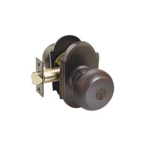 Emtek Providence Knob Set - Entry