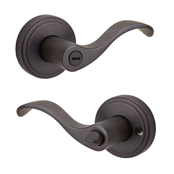 FPL Hampton Lever Set - Privacy