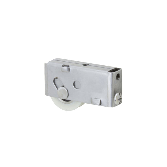 FPL 3858 Single Door/Window Roller - Stainless Steel