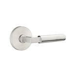 Emtek Stainless Steel Hercules Lever Set - Privacy