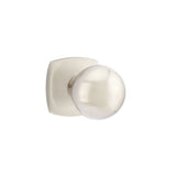 Emtek Orb Knob Set - Privacy