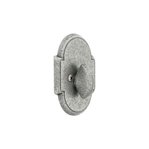 Emtek #1 Wrought Steel Deadbolt - Patio