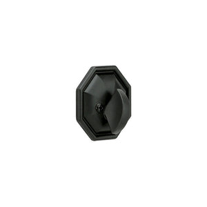 Emtek Octagon Tuscany Bronze Deadbolt - Patio