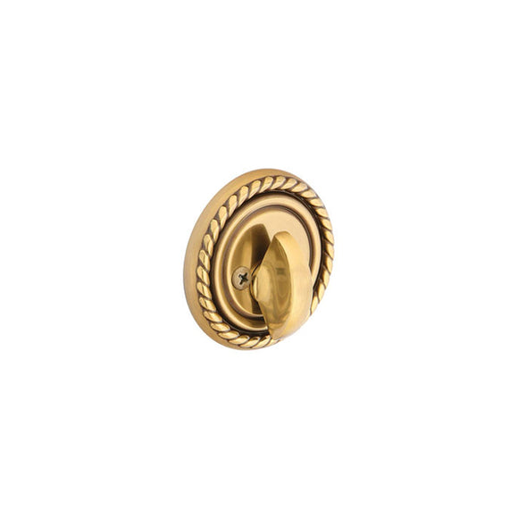 Emtek Rope Deadbolt - Patio