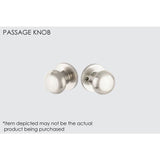 Yale Lewiston Knob Set - Passage