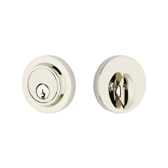Emtek Modern Deadbolt - Single Cylinder