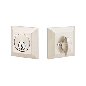 Emtek Quincy Deadbolt - Single Cylinder