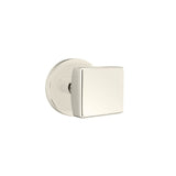 Emtek Square Knob Set - Privacy