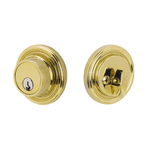 FPL Status Deadbolt - Single Cylinder