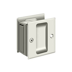 Deltana SDP25 Passage Pocket Lock - Solid Brass