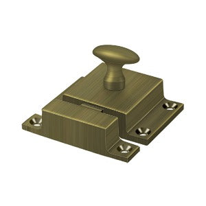 "Deltana CL1580 1-5/8"" Cabinet Lock - Solid Brass"