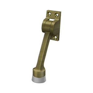 "Deltana DHK4 4"" Kickdown Holder - Solid Brass"