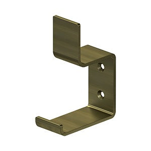 Deltana MH11 Heavy Duty Coat/Hat Hook - Solid Brass